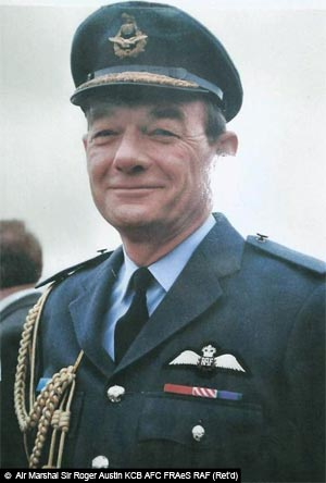 Our Patron Air Marshal Sir Roger Austin